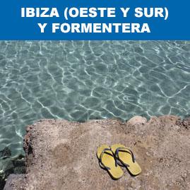 Playas de Ibiza en Barco