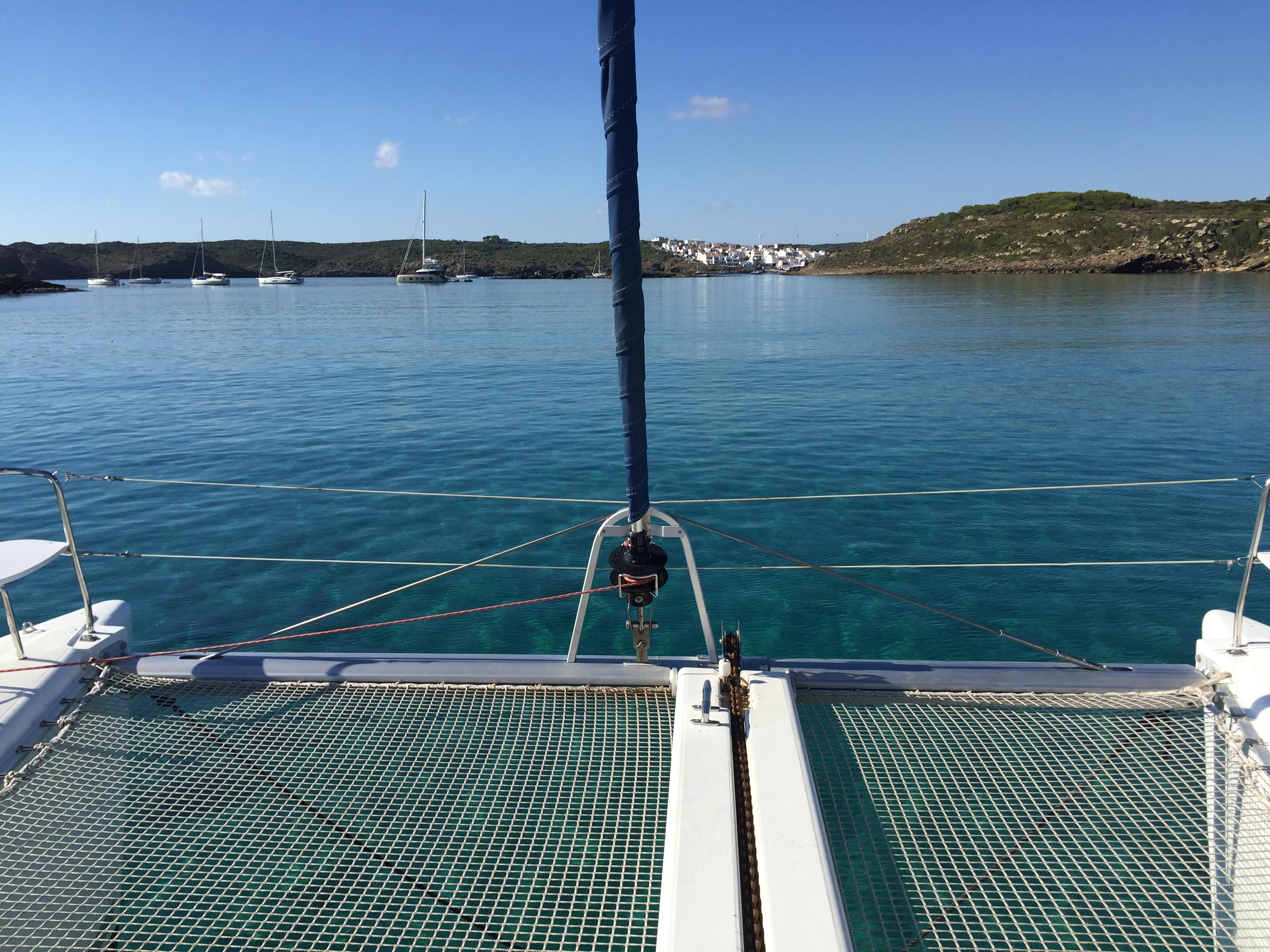"""Un """" parque """" de actividades náuticas"""